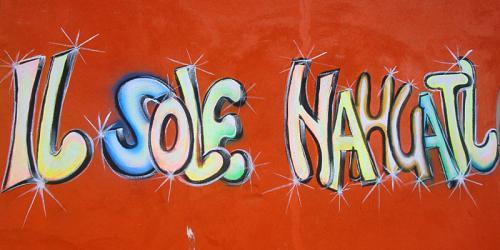 IL SOLE NAHUATL